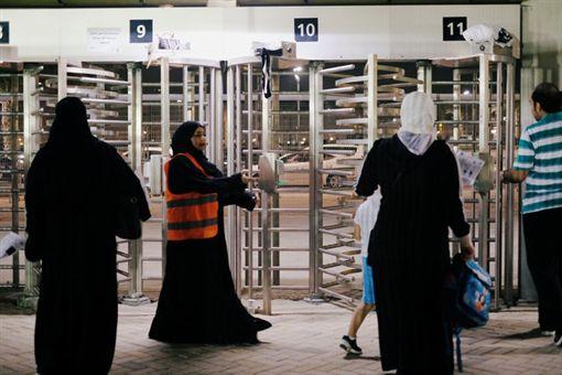沙烏地阿拉伯,穆罕默德,王儲,革新,改革,女權 圖/路透社/達志影像