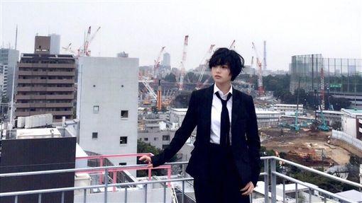 欅坂46,櫸坂,平手友梨奈,紅白,NHK,過勞,過呼吸(圖/翻攝自推特)