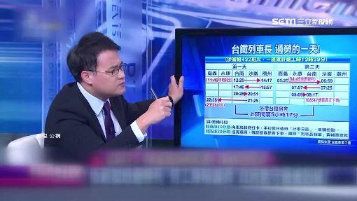 極限班表嗆過勞 徐國勇爆氣槓節目|三立新聞台