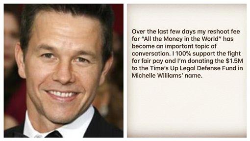 馬克華柏格,Mark Wahlberg,圖/翻攝自馬克華柏格Mark Wahlberg臉書