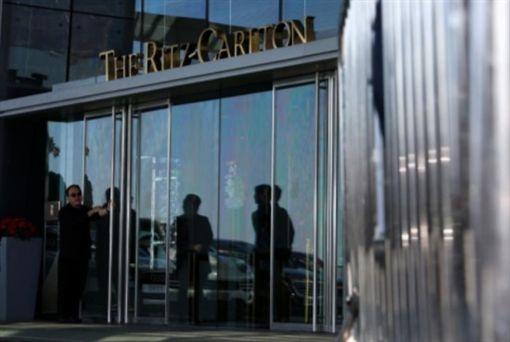 香港五星級飯店麗思卡爾頓酒店,Ritz-Carlton(圖/翻攝自推特)
