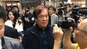 華視總經理郭建宏,北院自訴控告陳郁秀誹謗。潘千詩攝影