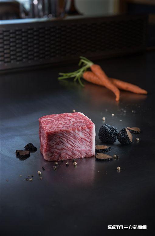 日本和牛。(圖/漢來美食提供)