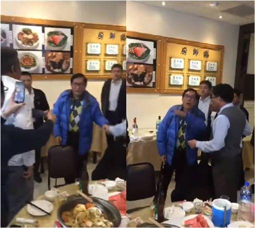 前總統,陳水扁,餐會,合照,阿扁,Po網 圖/翻攝自YouTube