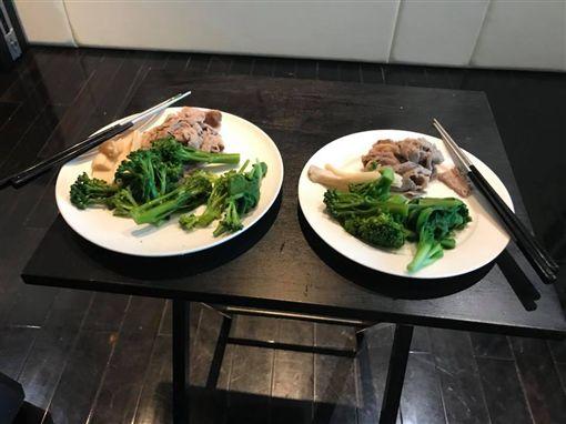 水煮晚餐/小S臉書