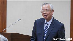 中央銀行總裁彭淮南 圖/記者林敬旻攝