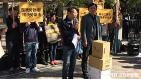 時代力量公投提案,黃國昌,徐永明 記者張之謙攝