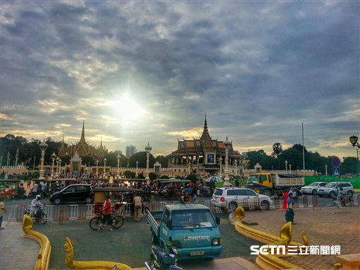 柬埔寨金邊。(圖/TripAdvisor提供)