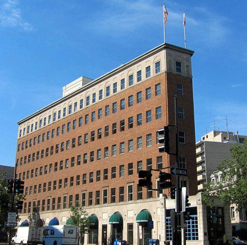 總部位於美國華盛頓特區的自由之家,是一個國際性的非政府組織。(圖/翻攝維基百科)