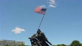 美國國旗(圖/翻攝維基百科)