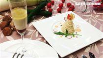 樂天旅遊公布2017日本第一飯店早餐。(圖/樂天旅遊提供)