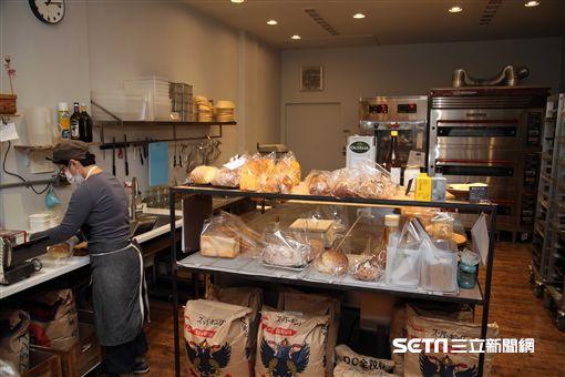 宜蘭羅東ca:san麵包店,日本人在台灣。(圖/記者簡佑庭攝)