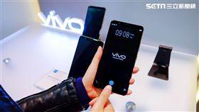 全面屏,智慧手機,無邊框,螢幕,vivo,觸控,Synaptics,指紋