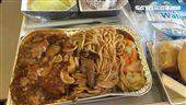 飛機餐,特殊餐。(圖/記者簡佑庭攝)'