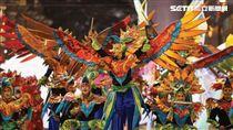 香港過年,農曆年,賽馬,花車匯演。(圖/香港旅遊局提供)