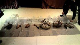 台北市知名餐廳彩蝶宴竟提供「三杯穿山甲」和「紅燒山羌肉」等野味 圖/翻攝自林務局官網