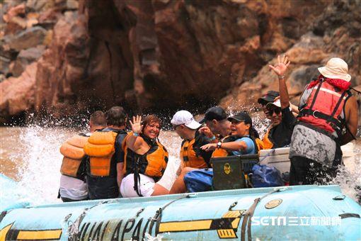 美國大峽谷泛舟體驗,Grand Canyon West。(圖/記者簡佑庭攝) ID-1219333