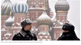 莫斯科迎來最黑暗的12月(圖/翻攝自獨立報)