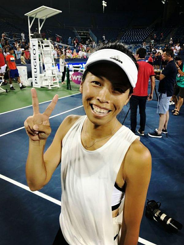 ▲謝淑薇晉級澳網女單32強。(資料照/翻攝自謝淑薇臉書)