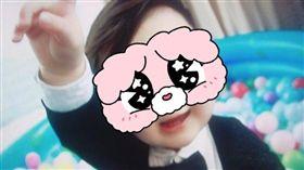 Angelababy,楊穎,小海綿,黃曉明(圖/翻攝自微博)