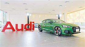 車訊網/英氣逼人Audi RS5 Coupe