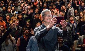 庫克,蘋果,Apple,Tim Cook(圖/翻攝自推特@tim_cook)https://twitter.com/tim_cook