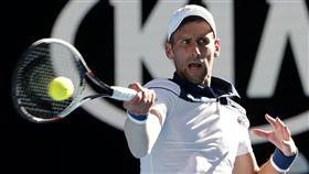 ▲喬科維奇挺進澳網男單32強。(圖/美聯社/達志影像)