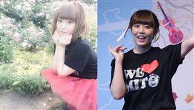 18歲女偶像自殺未遂 哭訴慘遭高層灌酒、揉奶調戲,日本,小梅 圖翻攝自推特、微博