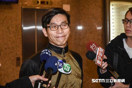 民進黨立委鍾佳濱。 圖/記者林敬旻攝