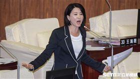 台北市國民黨議員王鴻薇 圖/記者林敬旻攝