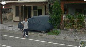 Google街景驚見過世爸爸 兒:感覺您永遠在等我回家 圖翻攝自爆料公社