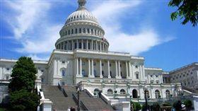 美國會大廈。(圖/翻攝維基百科)