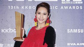 楊丞琳(圖/KKBOX提供)