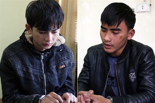 越南,炸彈,土製炸彈,ATM,搶劫,逮捕 圖/翻攝自越南網