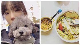 太妍糗事再一樁!誤吃愛犬鮮食 自嘲「還蠻好吃的」 圖/翻攝自太妍IG