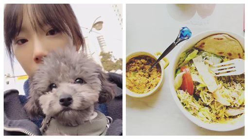 太妍糗事再一樁!誤吃愛犬鮮食 自嘲「還蠻好吃的」圖/翻攝自太妍IG