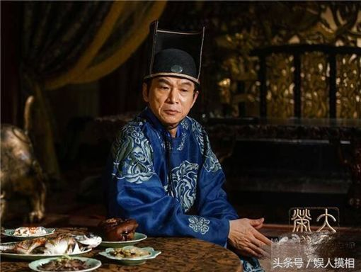 秦漢,李天柱,大唐榮耀/翻攝自微博