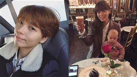 JYP傳奇女團隊長閃婚生子 睽違5年「飄嬸味」重返幕前 WONDER GIRLS先藝 圖翻攝自IG