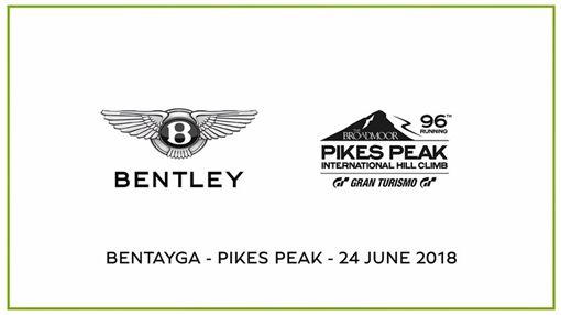 Bentayga派克峰國際爬山賽參賽預告。(圖/翻攝Bentley網站)