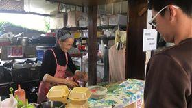 婆婆,雲林,婆婆的店,虎尾科技大學,小吃,善心(記者郭奕均攝影)