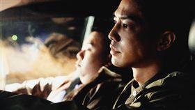 鄒承恩主演恐怖片《粽邪》。(合成圖/華影國際影藝提供)