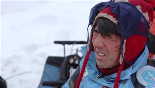 趙又廷電影《南極之戀》/翻攝自微博