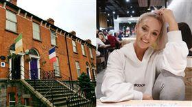 圖/Charleville Lodge Dublin臉書、Elle Darby IG