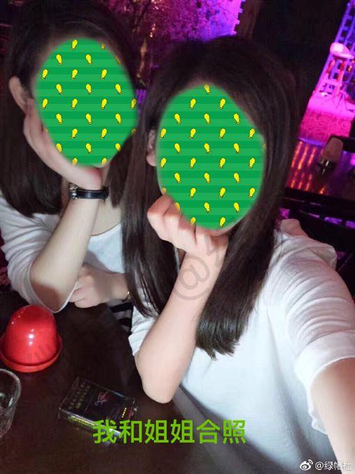 前男友在親姐家吃外賣宵夜 正妹傻眼:我被姐姐綠了嗎?圖/翻攝自微博
