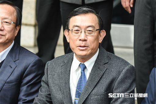 台北地方法院檢察長邢泰釗。 圖/記者林敬旻攝