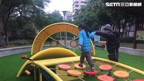 台北市朝陽公園,共融式遊具,家長,遊具,還我特色公園行動聯盟,特公盟,遊戲場