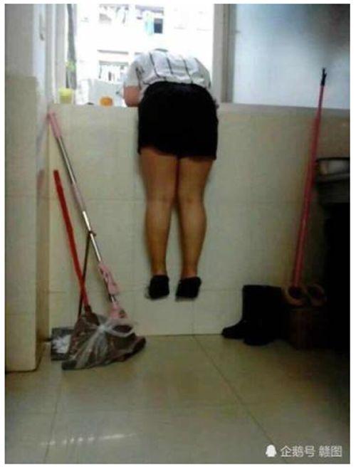 厚片女鏟肉21公斤成女神,成功追到男友。(圖/翻攝企鵝號赣圖)