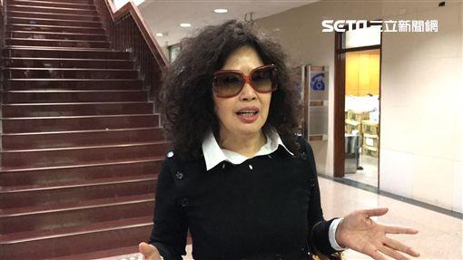 「鍋具女王」菲姐、甘玉惠。記者潘千詩攝影