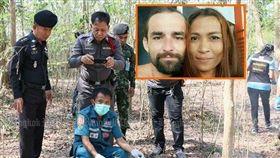 61歲義大利男子斯蒂法尼(Giuseppe de Stefani)疑遭泰裔女友卡拉瑪依(Rujira Klaylamai)與新歡里戈(Amuary Rigaud)謀殺。