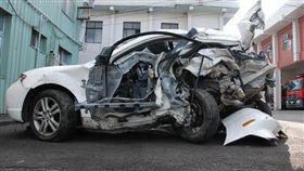 苗栗,酒駕,衝撞,車禍,聲押,交保,過失殺人,公共危險/翻攝畫面